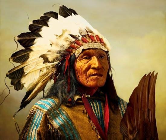 индианец отишъл да иска заем