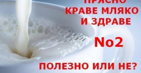 прясно мляко и здраве 2