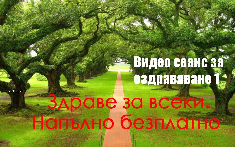 Здраве за всеки напълно безплатно сеанс 1 Левашов