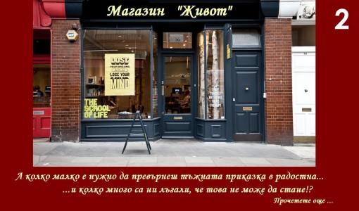 Магазин живот 2